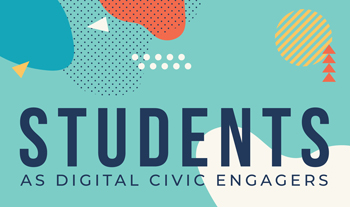 STUDENTS AS CIVIC ENGAGERS Logo